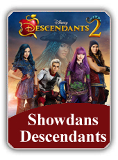 Showdans Descendants Horsens